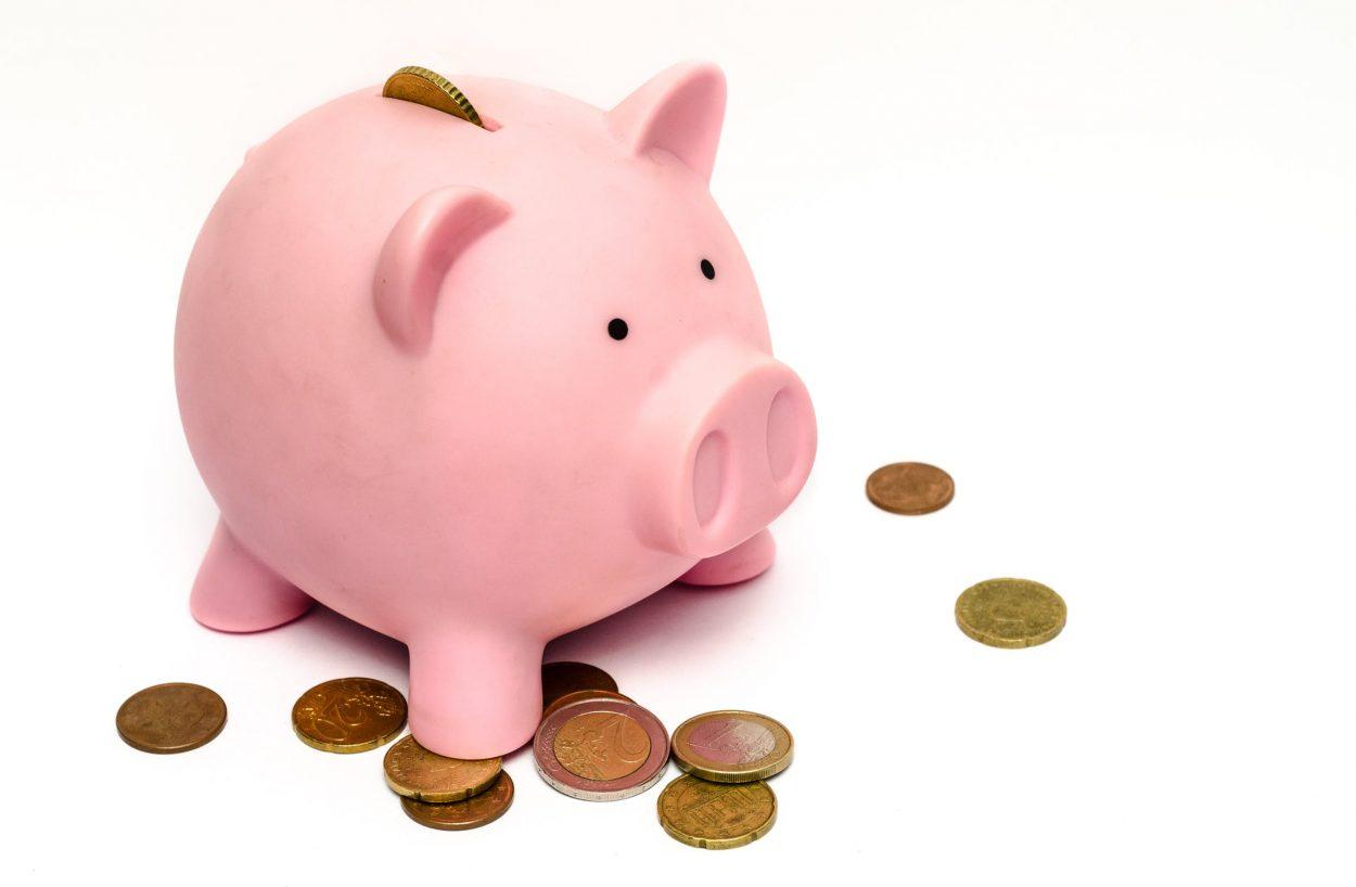 spaargeld belegging
